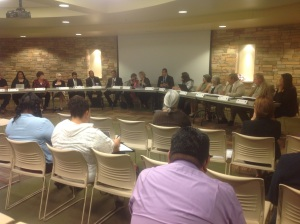 STEP Roundtable in Santa Fe, NM 09-08-2013