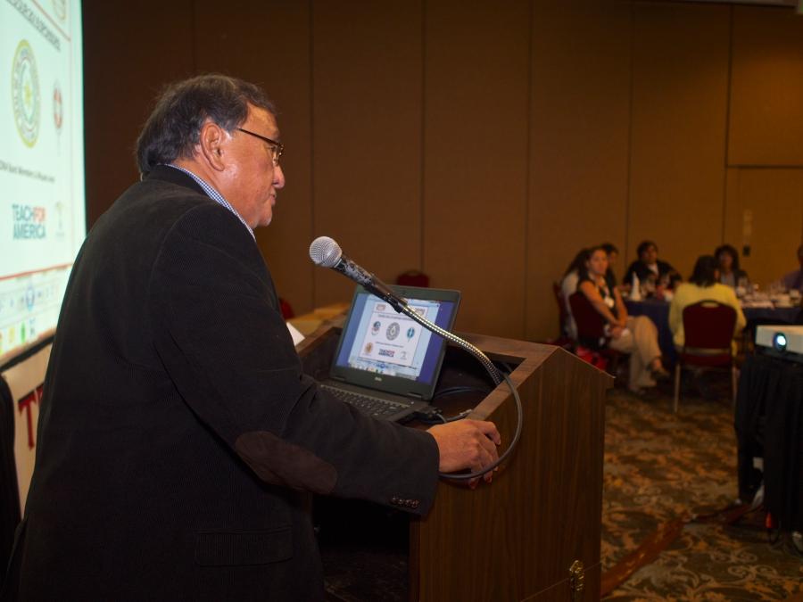 TEDNA Executive Director, Quinton Roman Nose comments